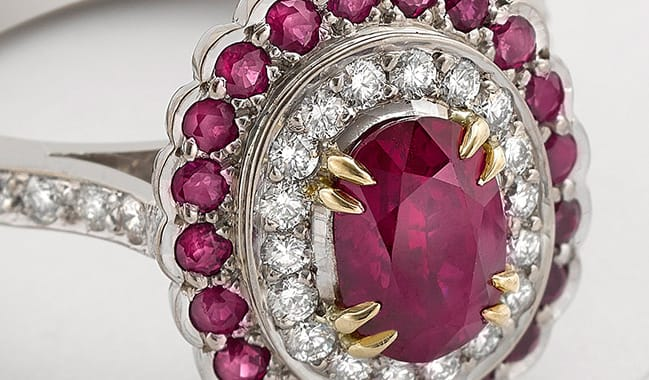 Bespoke Engagement Rings by Silks of London Jewellery